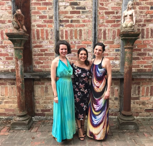 Trio Lorelei at Montsalvat